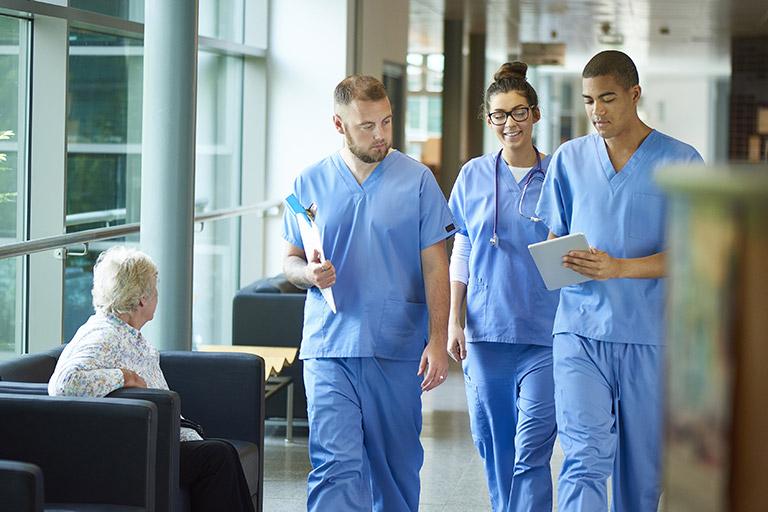 Services pour médecins résidents